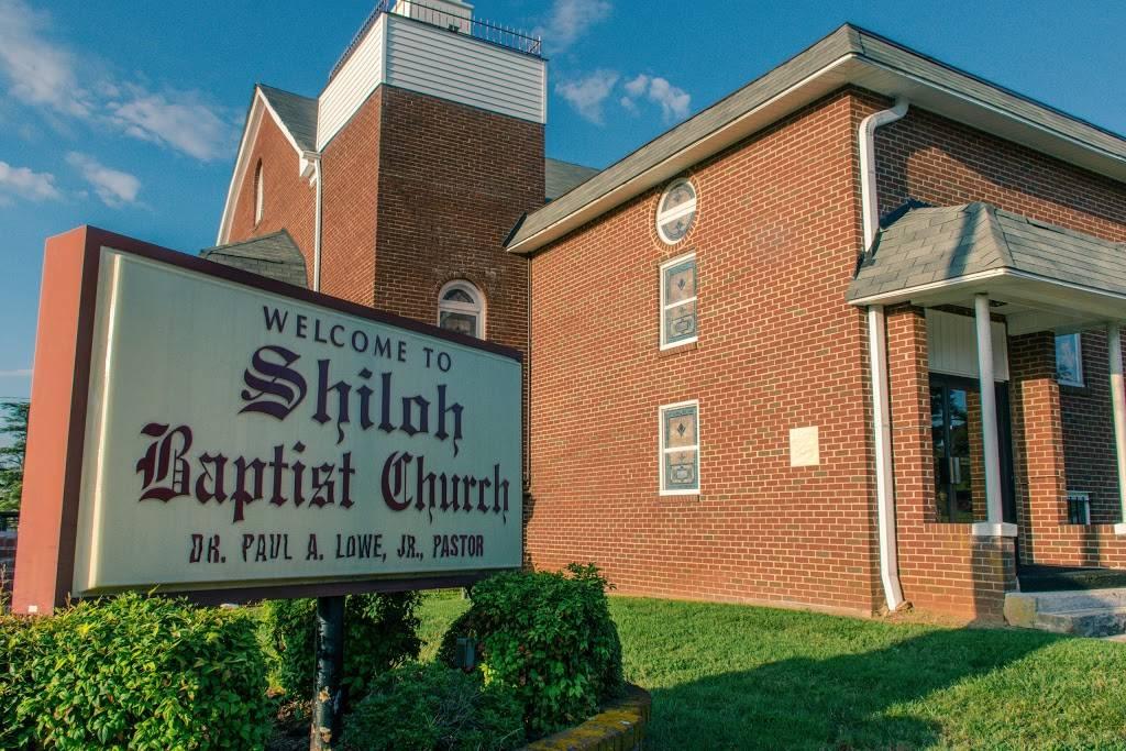 Shiloh Baptist Church - church  | Photo 2 of 5 | Address: 916 E 12th St, Winston-Salem, NC 27101, USA | Phone: (336) 724-9263