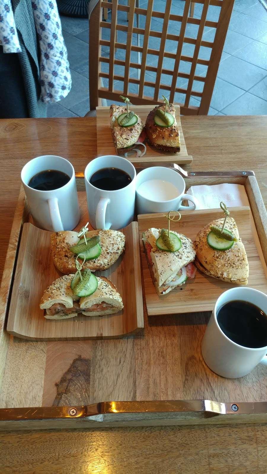 Lox Cafe - restaurant  | Photo 7 of 10 | Address: 2, 36 Battery Pl, New York, NY 10280, USA | Phone: (646) 437-4231