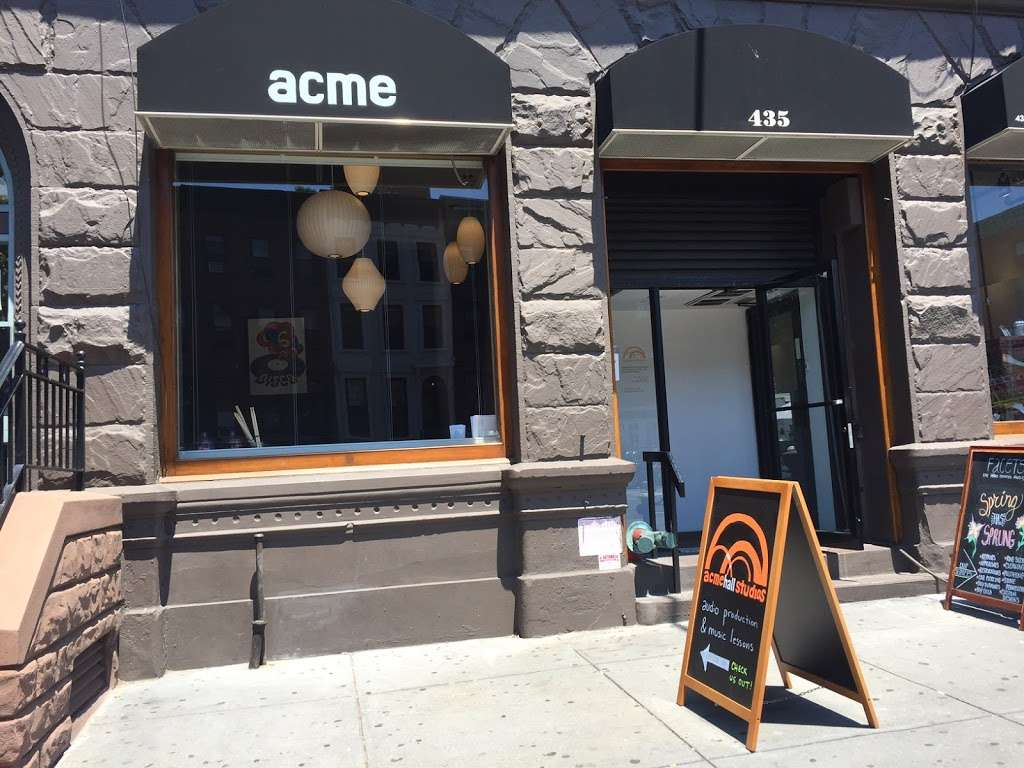 Acme Hall Studios - electronics store  | Photo 1 of 10 | Address: 435 9th St, ground floor, Brooklyn, NY 11215, USA | Phone: (929) 265-2263
