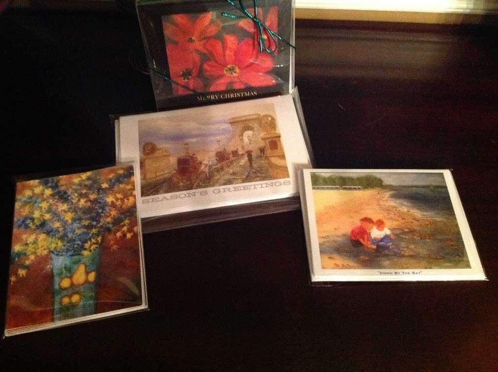 Tracey Peer - Artistic Expressions - art gallery  | Photo 3 of 5 | Address: 25 Vickies Pl, Millington, NJ 07946, USA | Phone: (973) 220-8000