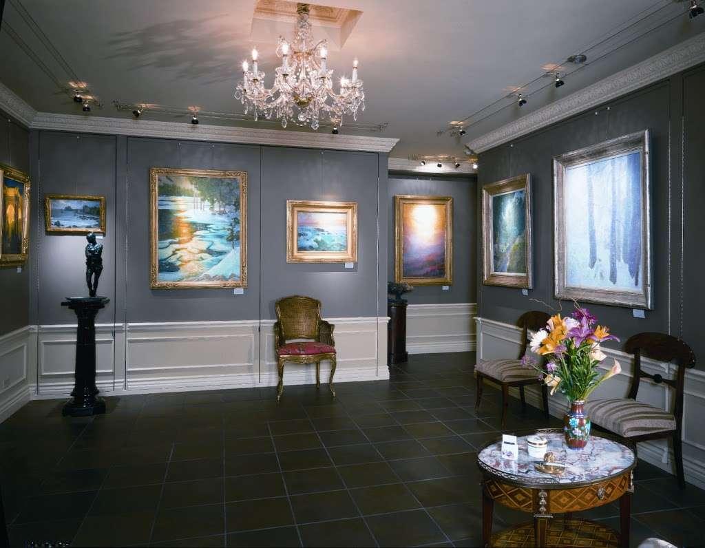 American Legacy Fine Arts - art gallery  | Photo 5 of 10 | Address: 949 Linda Vista Ave, Pasadena, CA 91103, USA | Phone: (626) 577-7733