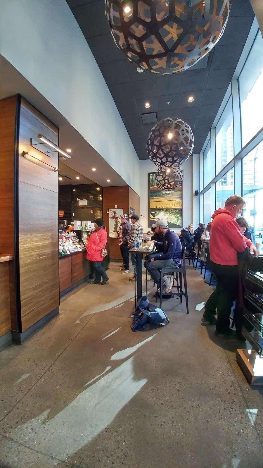 Starbucks - cafe  | Photo 3 of 10 | Address: 350 W 42nd St, New York, NY 10036, USA | Phone: (212) 244-4176