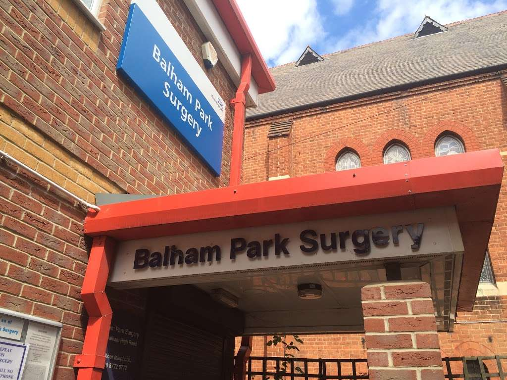 Balham Park Surgery - hospital    Photo 1 of 4   Address: 236 Balham High Rd, London SW17 7AW, UK   Phone: 020 8772 8772