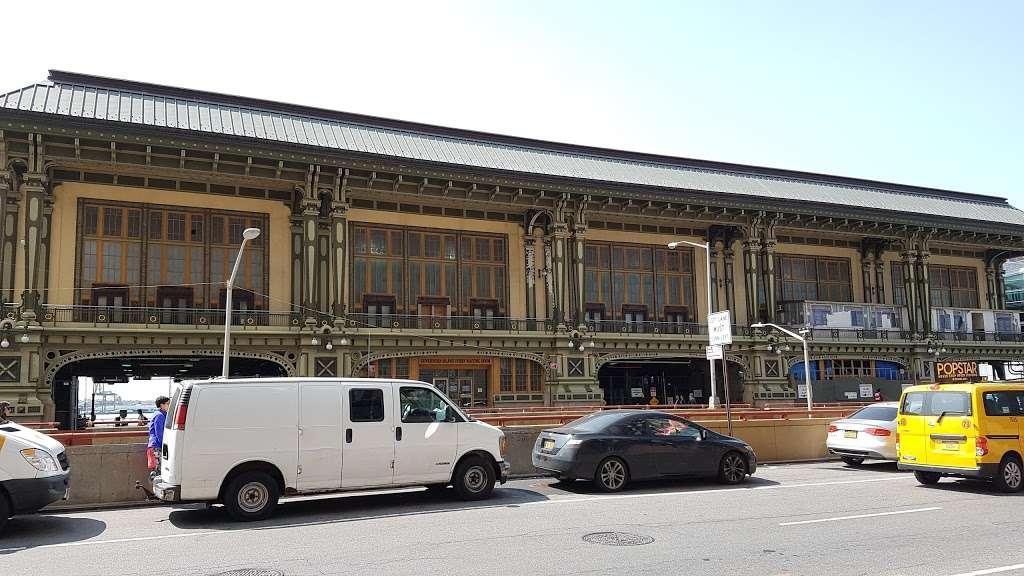 BMB - transit station  | Photo 6 of 10 | Address: 10 South St, New York, NY 10005, USA
