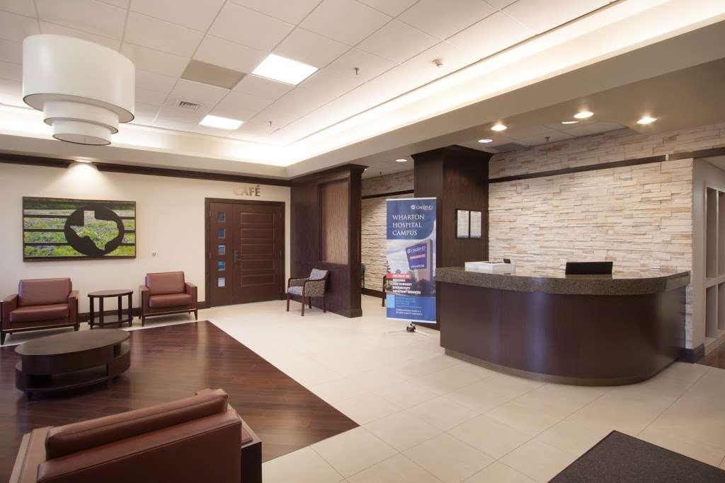OakBend Medical Center - Wharton Hospital Campus - hospital  | Photo 4 of 9 | Address: Road, 10141 US-59, Wharton, TX 77488, USA | Phone: (281) 344-5000
