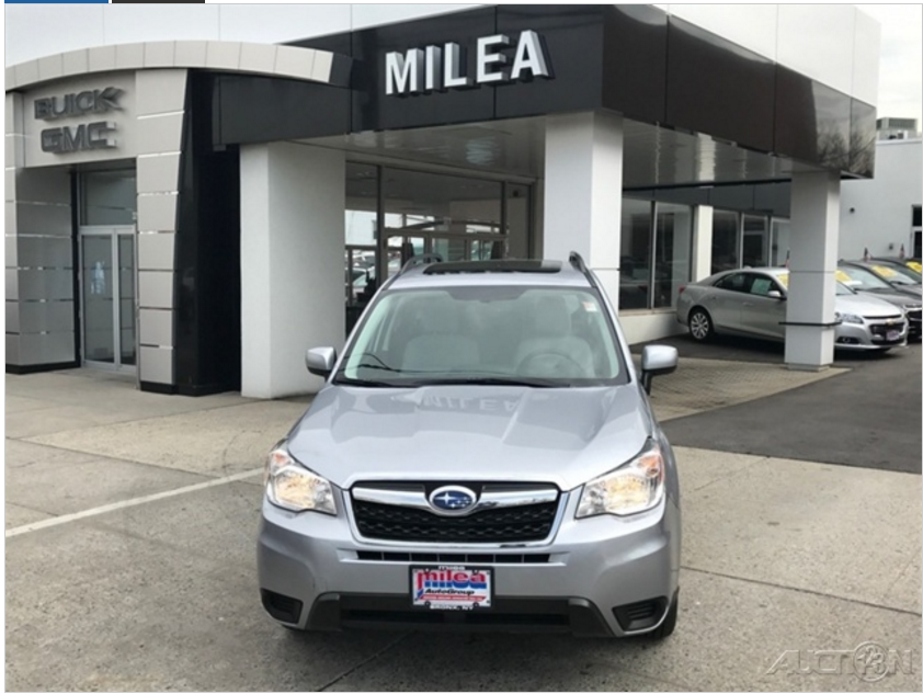 Milea Subaru - car dealer  | Photo 7 of 10 | Address: 3201 E Tremont Ave, Bronx, NY 10461, USA | Phone: (718) 829-8200