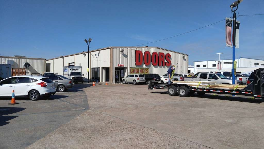 Door Clearance Center - furniture store  | Photo 1 of 10 | Address: 8245 North Fwy, Houston, TX 77037, USA | Phone: (713) 937-9132