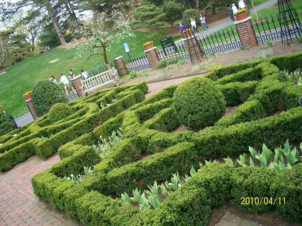 Botanical Garden - train station    Photo 4 of 10   Address: Bronx, NY 10458, USA