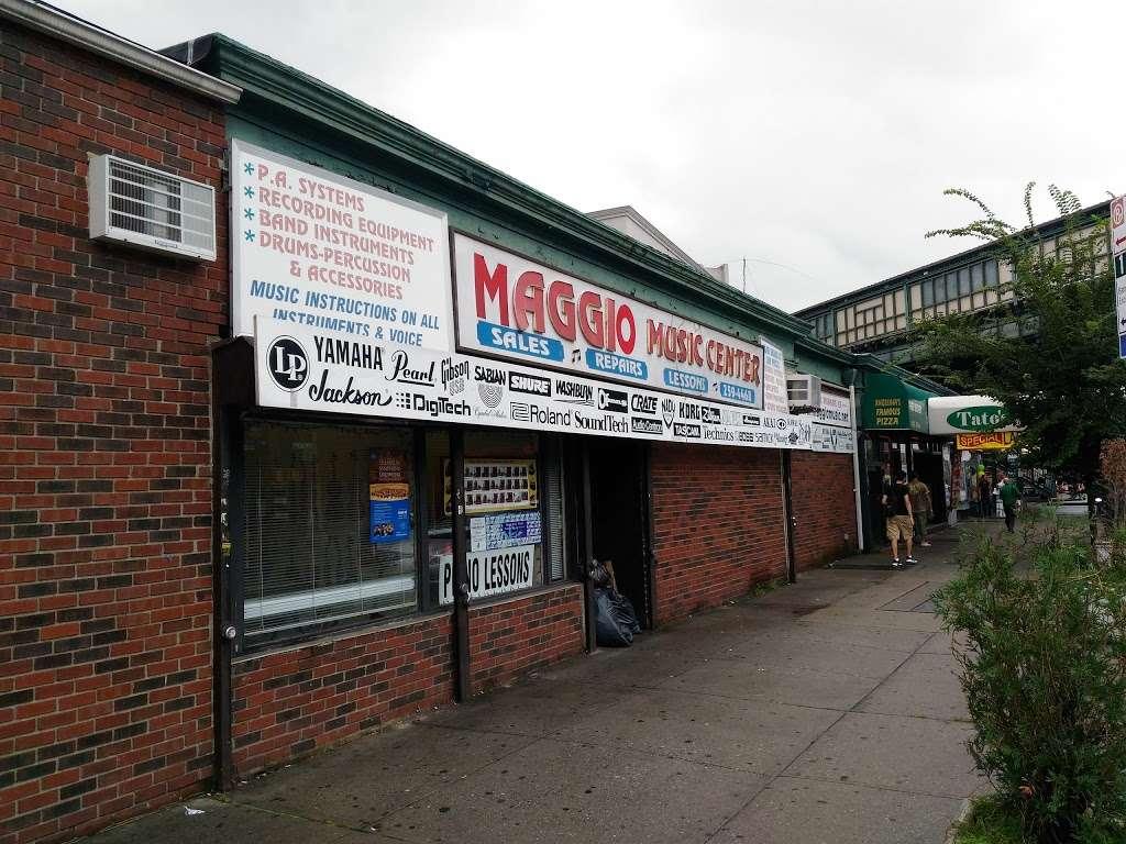 Maggio Music School - electronics store    Photo 3 of 10   Address: 8403 18th Ave, Brooklyn, NY 11214, USA   Phone: (718) 259-4468