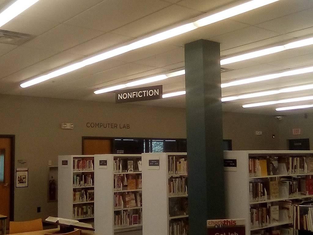 The Henry Zarrow Tulsa city - county Library - library  | Photo 2 of 8 | Address: 2224 W 51st St, Tulsa, OK 74107, USA | Phone: (918) 549-7323