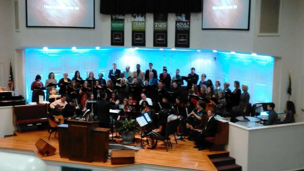 Liberty Baptist Church - church  | Photo 9 of 9 | Address: 3864 Guess Rd, Durham, NC 27705, USA | Phone: (919) 471-5522