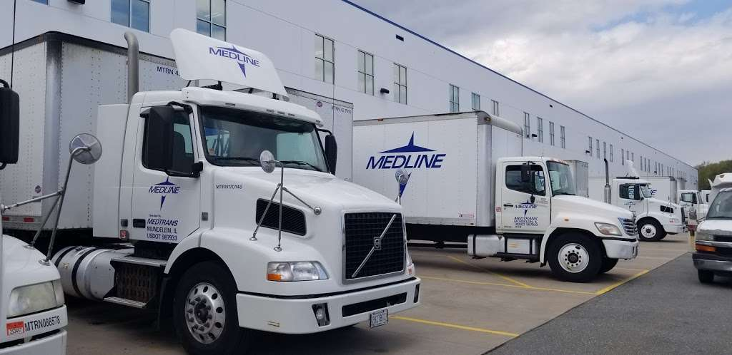 Medline Industries - Storage | 3301 US-6, Middletown, NY