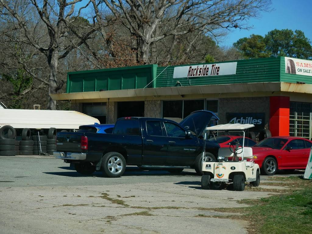 Rockside Tire Sales & Services - car repair  | Photo 7 of 10 | Address: 4835 Fayetteville Rd, Raleigh, NC 27603, USA | Phone: (919) 772-5101