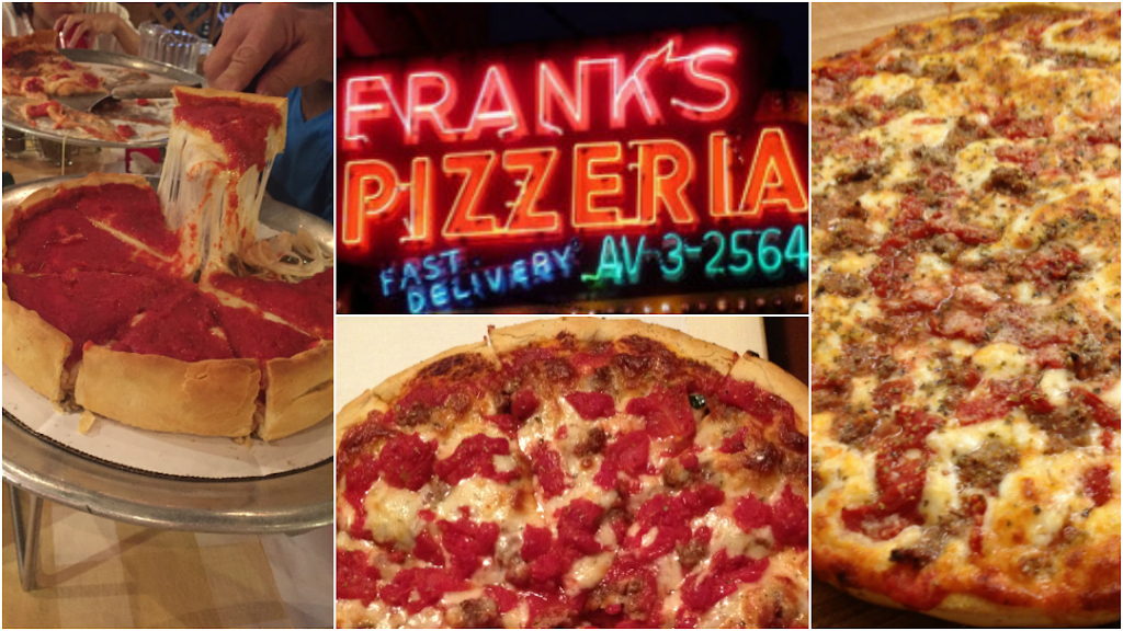 Franks Pizzeria & Restaurant - meal delivery  | Photo 1 of 10 | Address: 6506 W Belmont Ave, Chicago, IL 60634, USA | Phone: (773) 283-2564