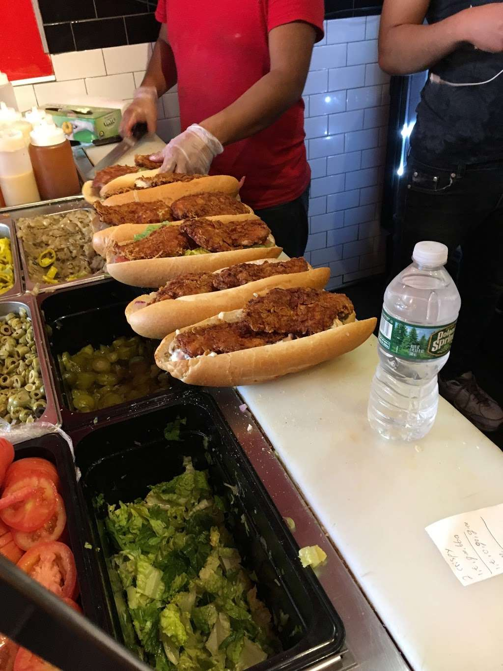 The Sandwich Bar - meal takeaway  | Photo 4 of 10 | Address: 71-32 Main St, Flushing, NY 11367, USA | Phone: (718) 544-1014