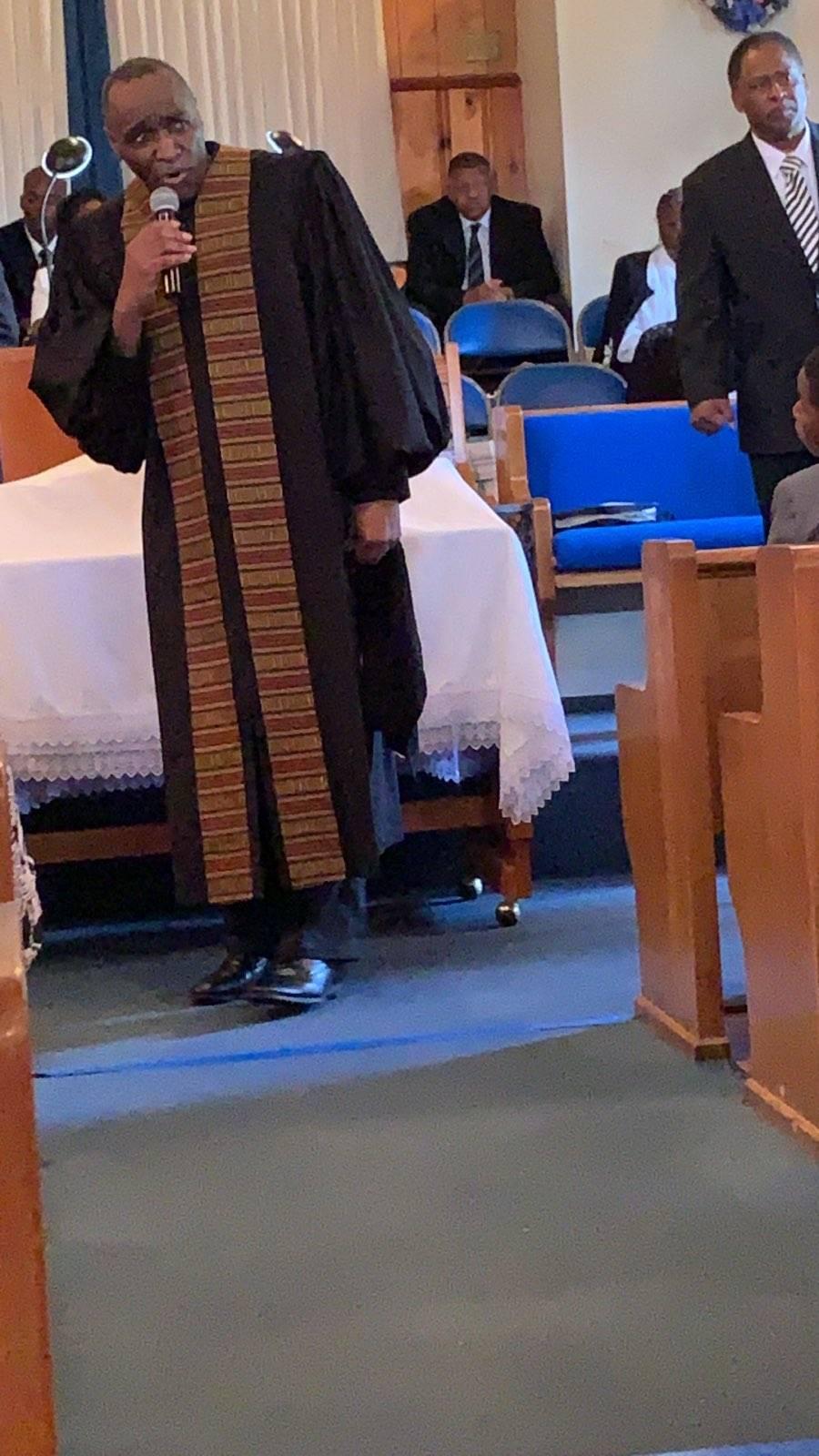 Mt Sinai Baptist Church - church    Photo 2 of 9   Address: 1249 Leboeuf St, New Orleans, LA 70114, USA   Phone: (504) 366-7643
