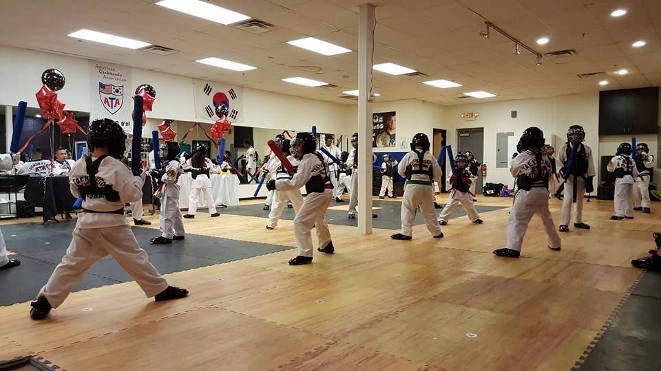 Lees ATA Martial Arts - gym  | Photo 2 of 10 | Address: 9550 W Van Buren St Suite 6, Tolleson, AZ 85353, USA | Phone: (623) 936-9636