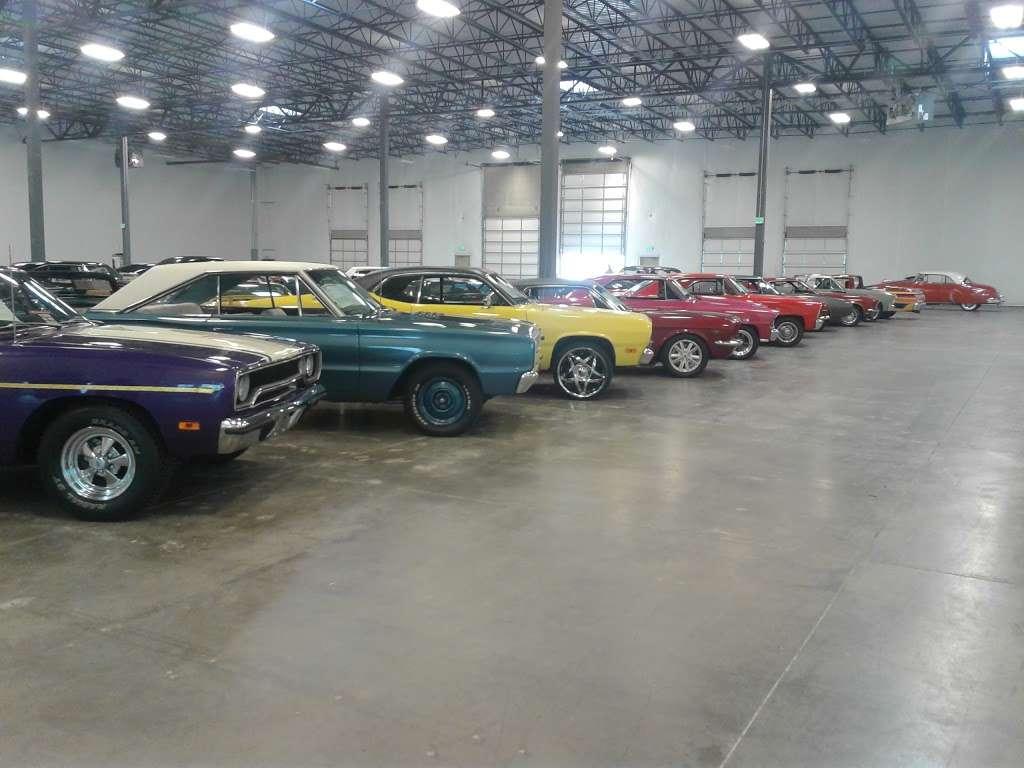 Gateway Classic Cars Of Denver Car Dealer 14150