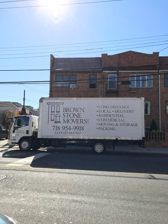 Brownstone Movers - moving company  | Photo 3 of 10 | Address: 450 Carroll St, Brooklyn, NY 11215, USA | Phone: (929) 320-5755