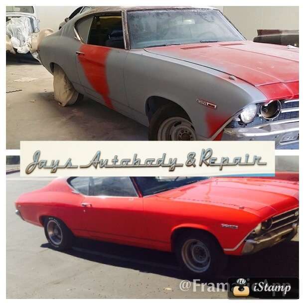 Jays Auto Body & Repair - car repair  | Photo 5 of 10 | Address: 27200 3rd St, Highland, CA 92346, USA | Phone: (909) 401-1919