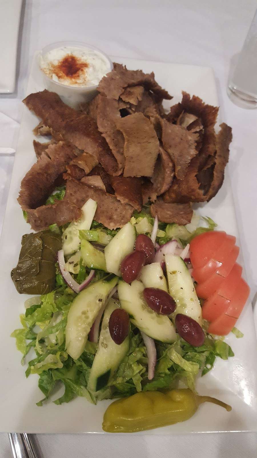 Its Greek To Me - restaurant  | Photo 5 of 10 | Address: 352 Anderson Ave B, Cliffside Park, NJ 07010, USA | Phone: (201) 945-5447