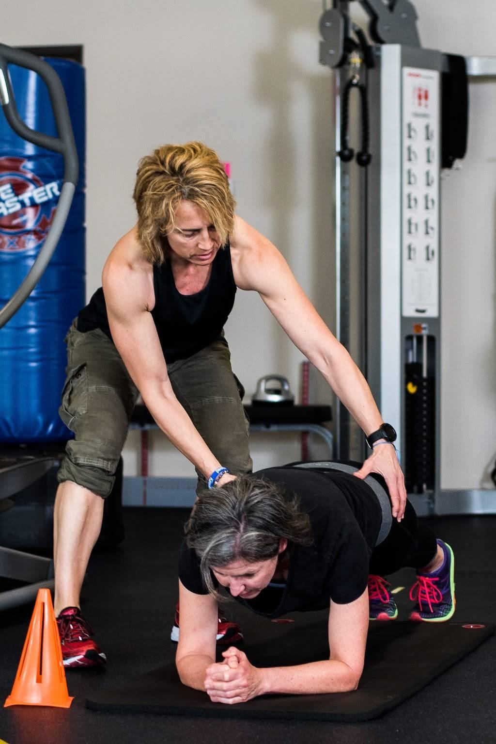 IGive100 Fitness - health  | Photo 6 of 7 | Address: 320 W Broadway b, Monona, WI 53716, USA | Phone: (608) 212-2227