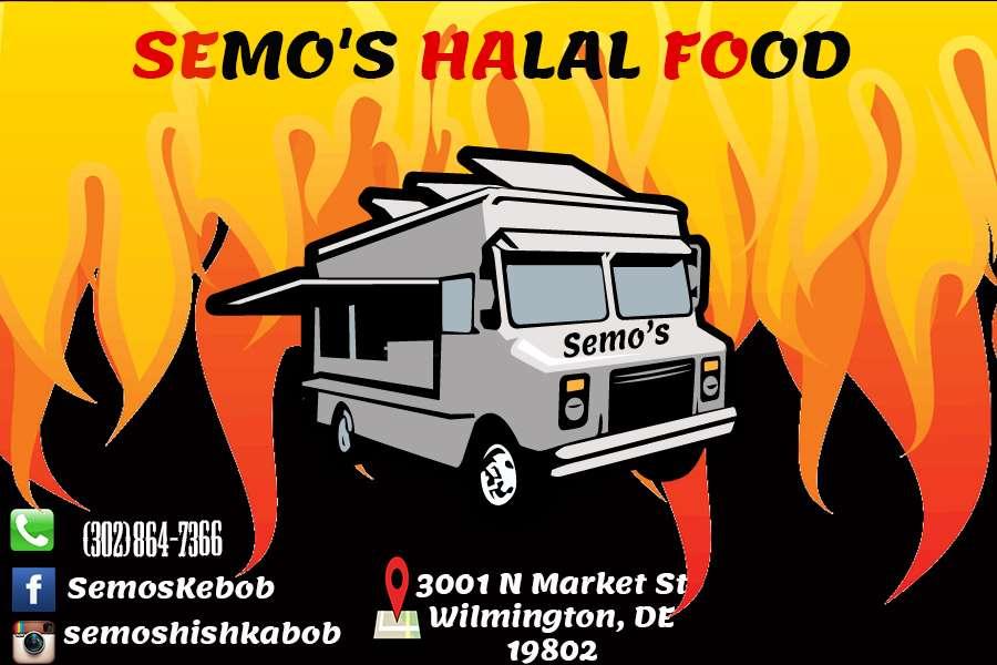 SEMOS HALAL FOOD - restaurant    Photo 7 of 7   Address: 2928 N Market St, Wilmington, DE 19802, USA   Phone: (302) 864-7366