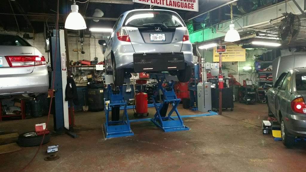 Triangle Auto Repair - car repair  | Photo 2 of 2 | Address: 60 Park Ave, Staten Island, NY 10302, USA | Phone: (718) 442-9159