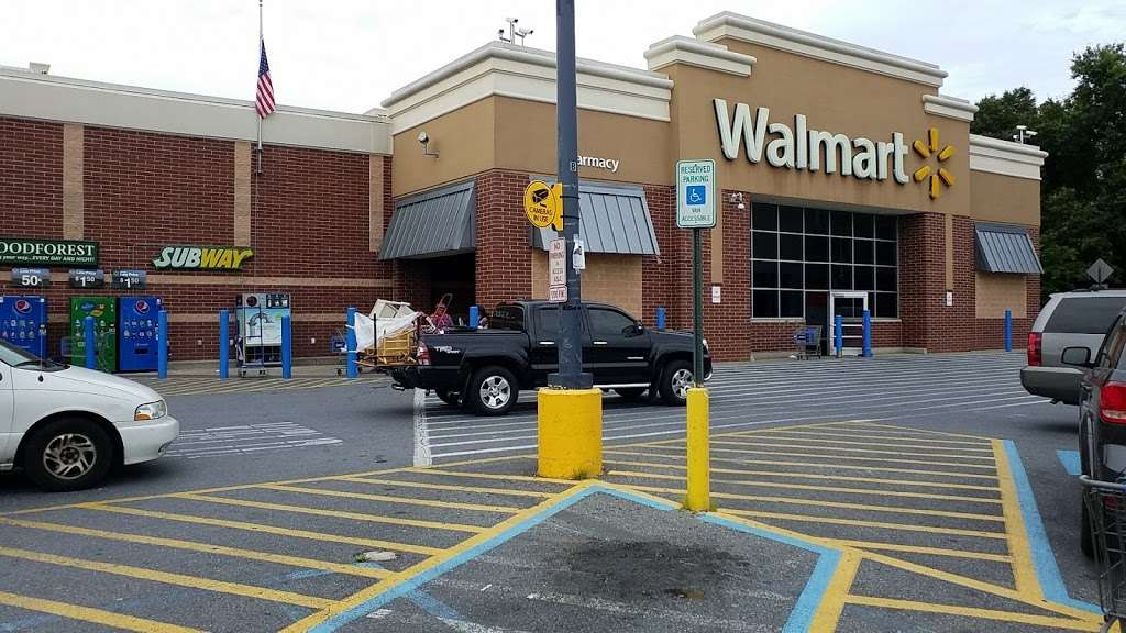 Walmart - supermarket  | Photo 10 of 10 | Address: 6210 Annapolis Rd, Landover Hills, MD 20784, USA | Phone: (301) 773-7848