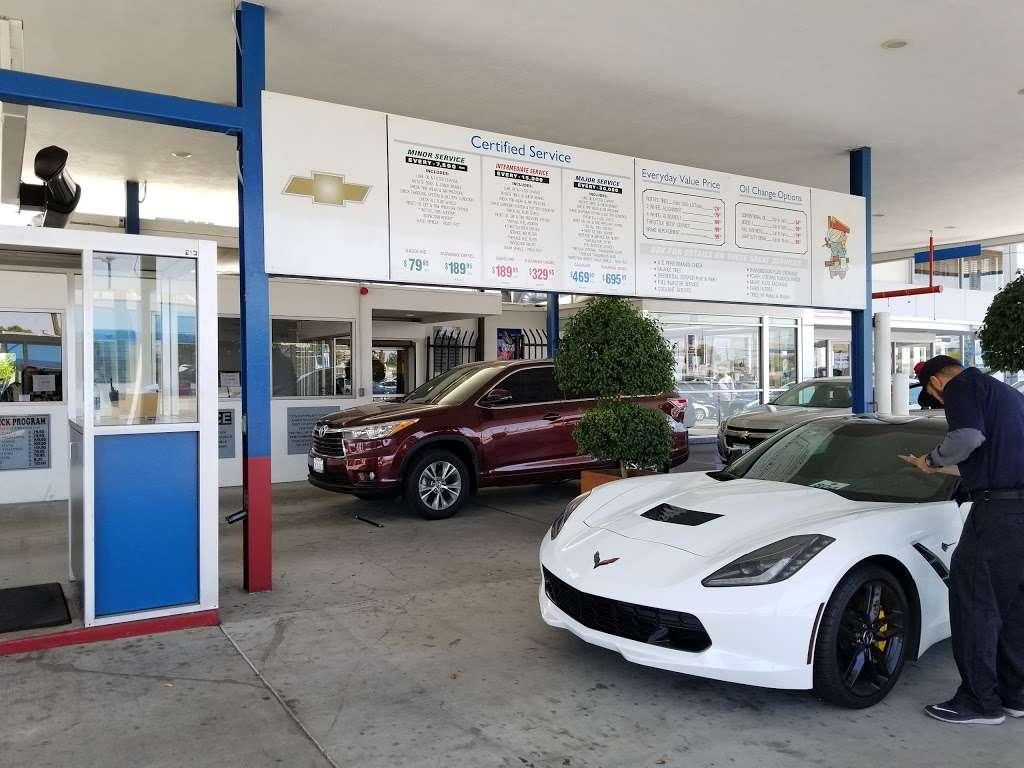 George Chevrolet Car Repair 17000 Lakewood Blvd