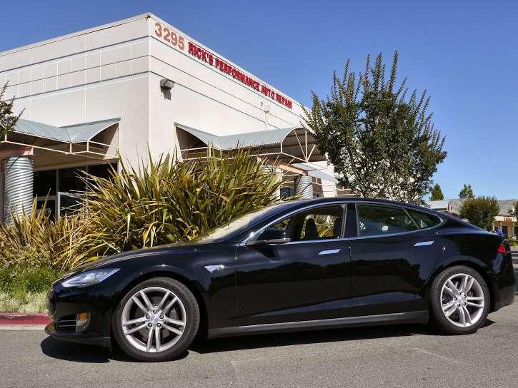 Rick's Volvo and Subaru Repair - car dealer  | Photo 1 of 6 | Address: 3295 Bernal Ave Ste A, Pleasanton, CA 94566, USA | Phone: (925) 621-2059