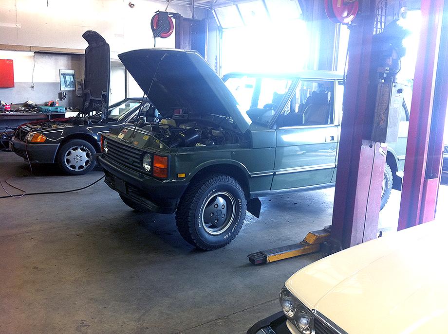 Phils Euro LLC - car repair  | Photo 6 of 7 | Address: 109 Kingsland Rd, Clifton, NJ 07014, USA | Phone: (973) 667-8030