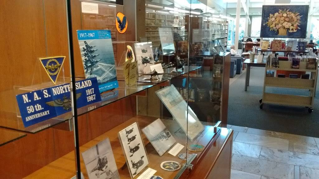 Coronado Public Library - library    Photo 6 of 8   Address: 640 Orange Ave, Coronado, CA 92118, USA   Phone: (619) 522-7390