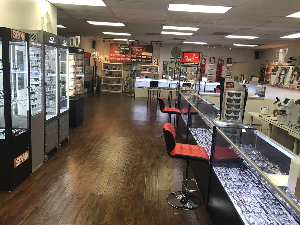 deans eyewear factory - store  | Photo 2 of 10 | Address: 21053 Bloomfield Ave, Lakewood, CA 90715, USA | Phone: (562) 282-5716