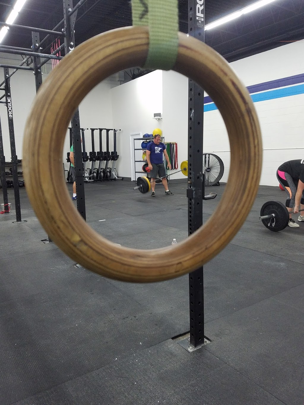 CrossFit Osiris - gym    Photo 5 of 10   Address: 9250 Holly St NW, Coon Rapids, MN 55433, USA   Phone: (763) 301-5020