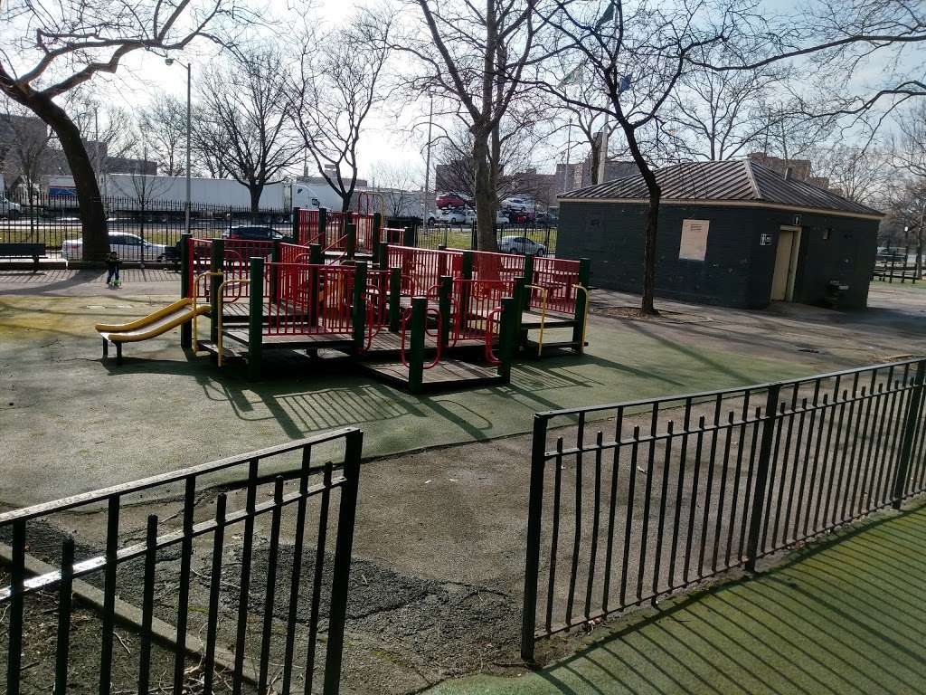 Noble Playground - park  | Photo 7 of 10 | Address: 3101, 1541 Bronx River Ave, Bronx, NY 10460, USA | Phone: (212) 639-9675
