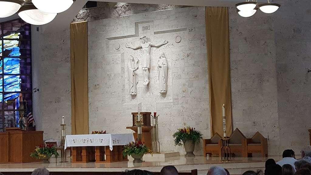Our Lady of Lourdes Church - church  | Photo 7 of 10 | Address: 22094 Lyons Rd, Boca Raton, FL 33428, USA | Phone: (561) 483-2440