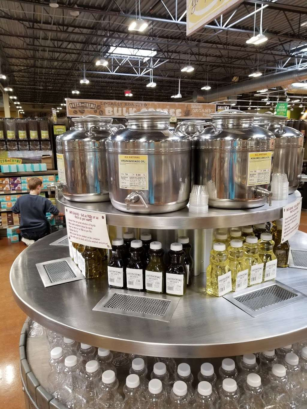 Fresh Thyme Farmers Market - store  | Photo 8 of 10 | Address: 7100 Green Bay Rd, Kenosha, WI 53142, USA | Phone: (262) 612-8495