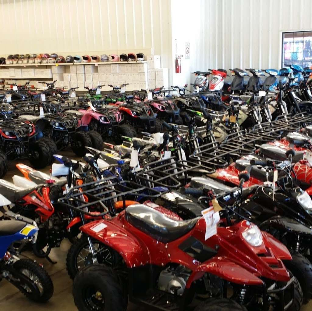 Atv Distributor LLC - store  | Photo 5 of 10 | Address: 7007 E 88th Ave J2, Henderson, CO 80640, USA | Phone: (720) 394-0414