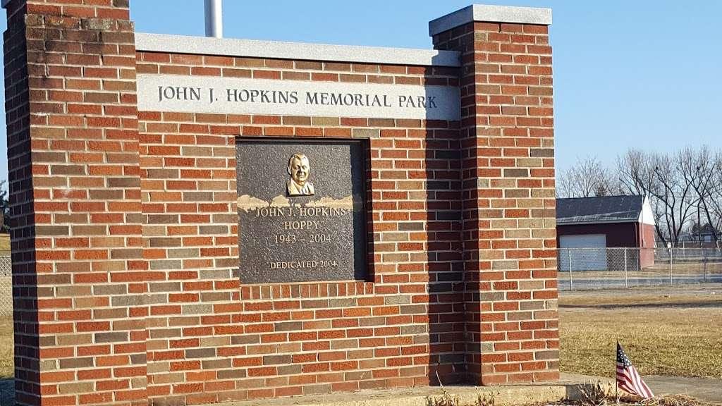 John J. Hopkins Memorial Park - park    Photo 4 of 10   Address: High St, Edwardsville, PA 18704, USA