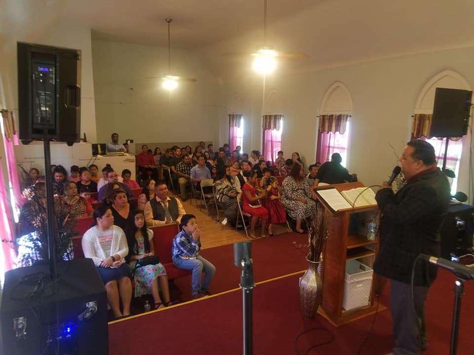IGLESIA CRISTIANA MARANATHA KC TRUMAN - church    Photo 3 of 10   Address: 3302, 1833 Askew Ave, Kansas City, MO 64127, USA   Phone: (913) 244-2929