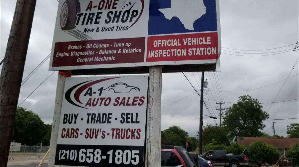 A-1 Tires - car repair  | Photo 1 of 2 | Address: 750 W, FM78, Cibolo, TX 78108, USA | Phone: (210) 658-1805