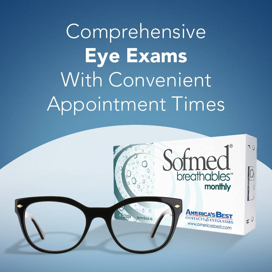 Americas Best Contacts & Eyeglasses - health  | Photo 4 of 6 | Address: 7005 Security Blvd, Baltimore, MD 21244, USA | Phone: (410) 944-2222