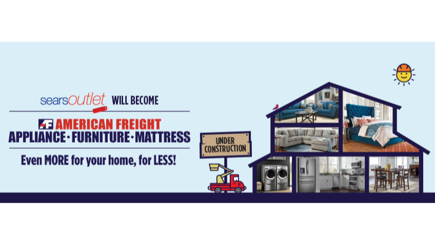 American Freight – Appliance, Furniture, Mattress (formerly Sear - hardware store  | Photo 3 of 9 | Address: 4300 Fayetteville Rd, Raleigh, NC 27603, USA | Phone: (984) 389-8445