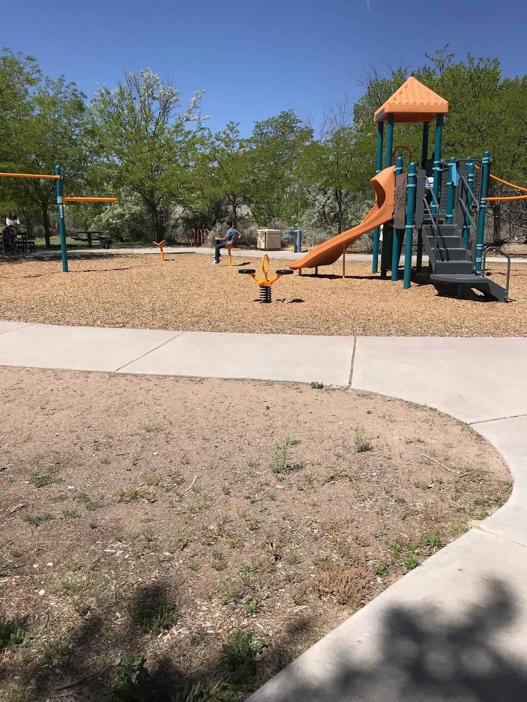 Salida del Sol Park - park  | Photo 1 of 5 | Address: 4419 Driftwood Ave NW, Albuquerque, NM 87114, USA | Phone: (505) 768-5300