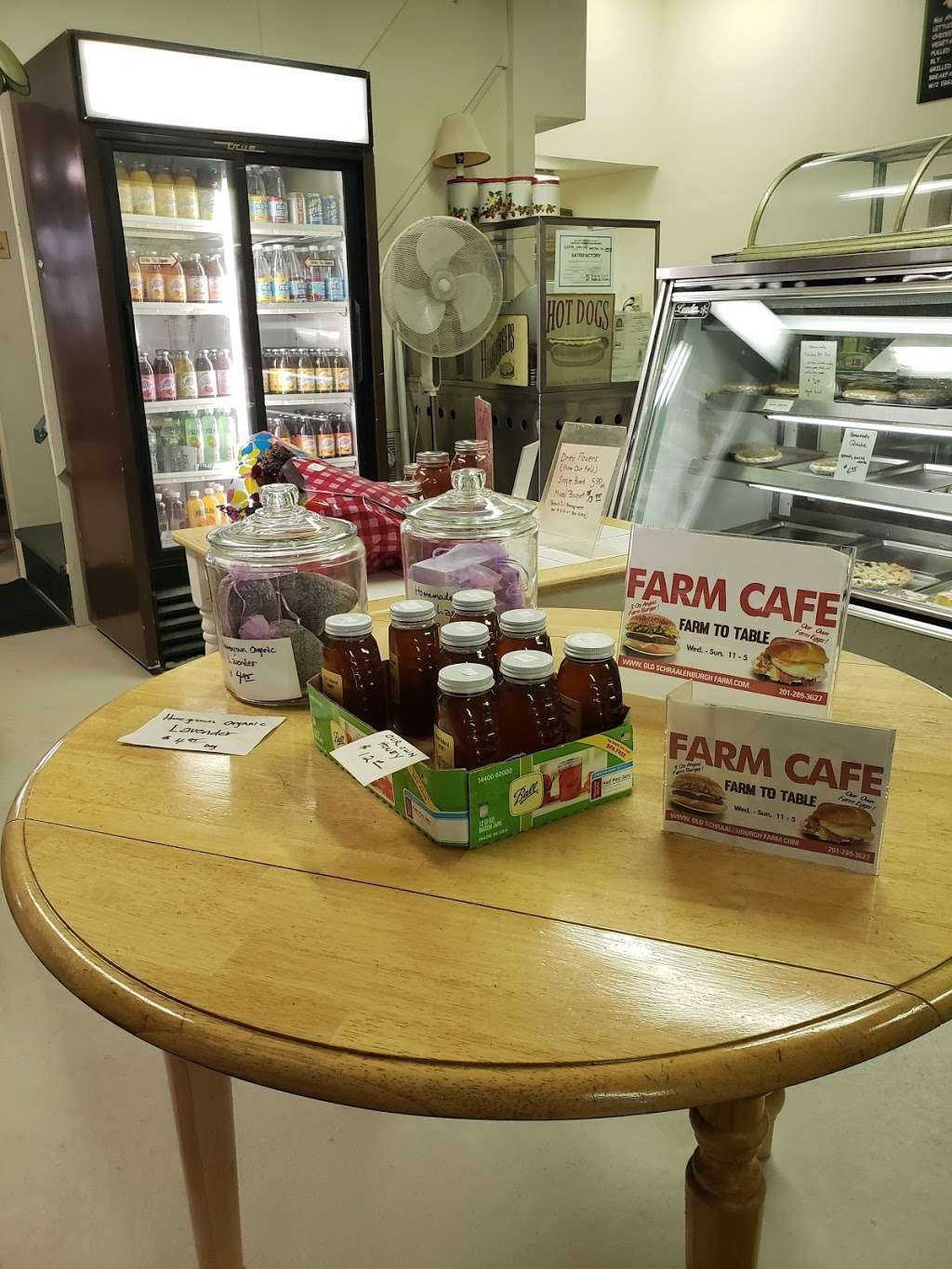 Farm Cafe - cafe  | Photo 8 of 10 | Address: 40 Old Hook Rd, Closter, NJ 07624, USA | Phone: (201) 289-3627
