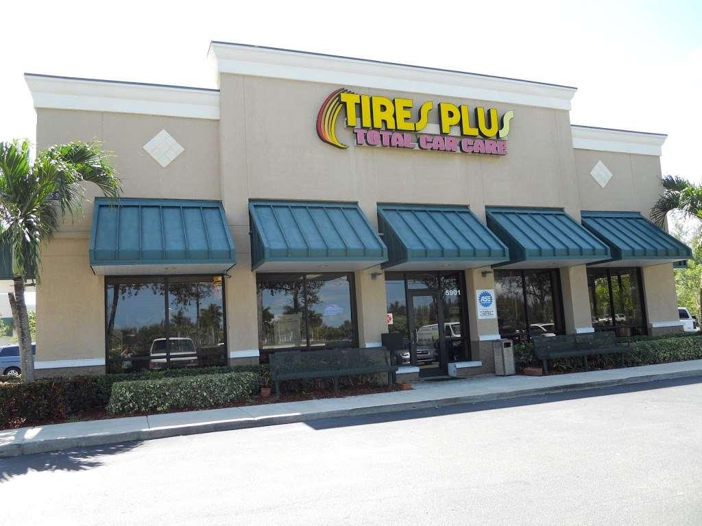 Tires Plus Total Car Care - car repair  | Photo 4 of 10 | Address: 5901 FL-7, Lake Worth, FL 33449, USA | Phone: (561) 432-8000