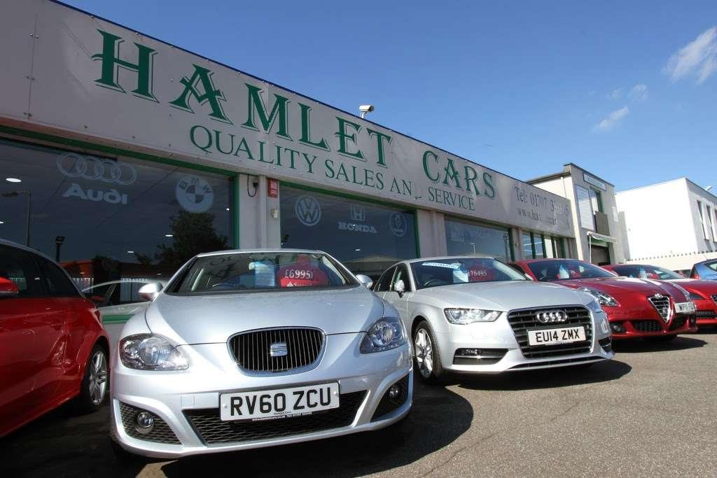 Hamlet Cars - car repair    Photo 6 of 10   Address: 18A Burrowfield, Welwyn Garden City AL7 4SR, UK   Phone: 01707 333345