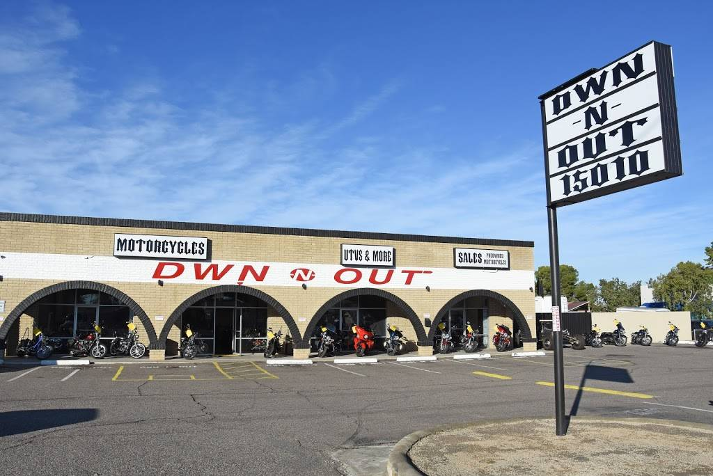 DWN N OUT Motorcycle Sales - car repair  | Photo 6 of 10 | Address: 15010 N Cave Creek Rd, Phoenix, AZ 85022, USA | Phone: (602) 422-9333