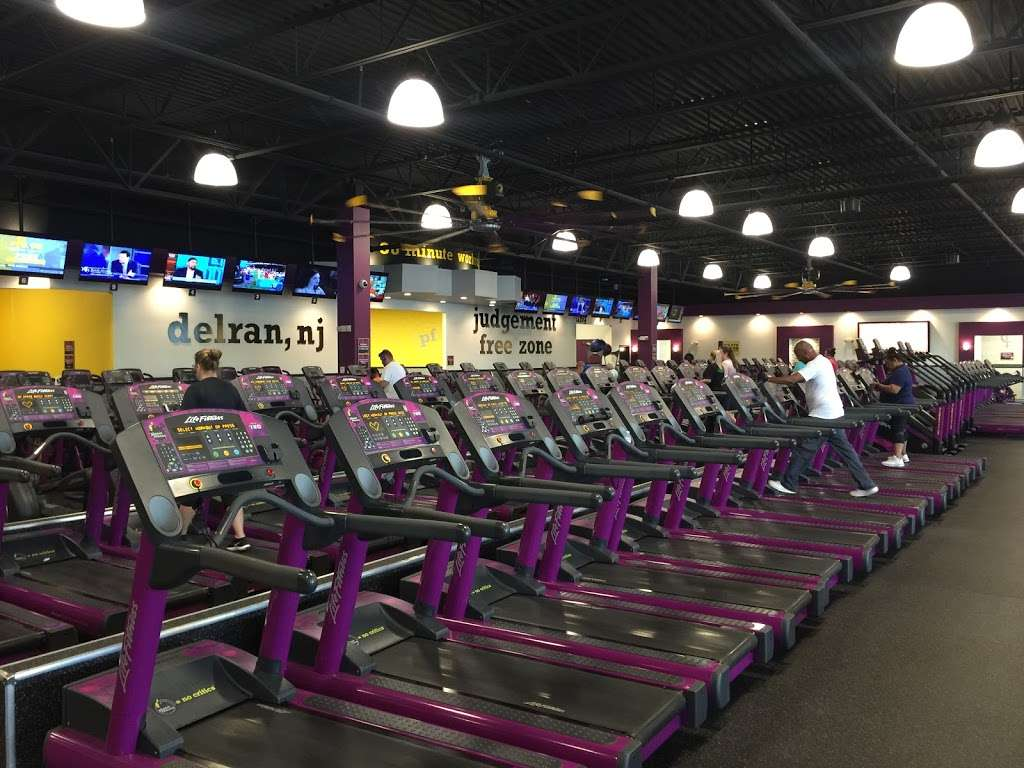 Planet Fitness - gym  | Photo 1 of 10 | Address: 1341 S Fairview St, Delran, NJ 08075, USA | Phone: (856) 393-8912